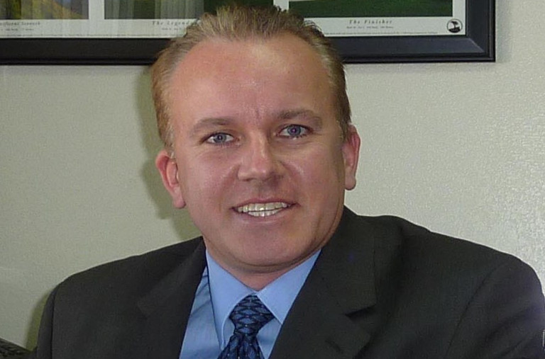 Jim Walls President of Walls Property Management